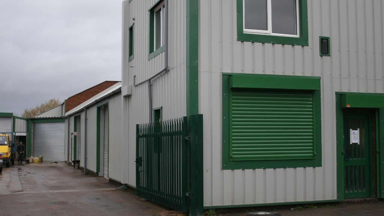 Hainge Road Industrial Units and Commercial Property in Oldbury West Midlands